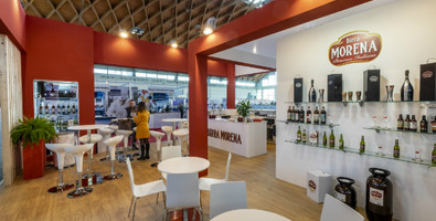 Stand Birra Morena B&F Attraction