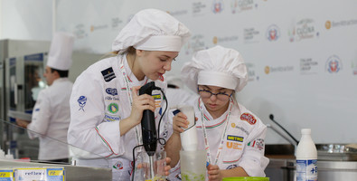 ICC cooking show